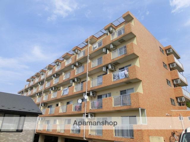 岩手県盛岡市の築24年 6階建の賃貸マンション
