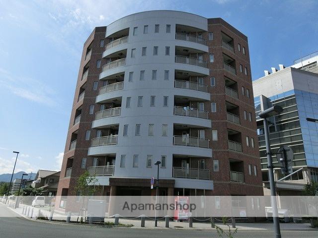 岩手県盛岡市、盛岡駅徒歩6分の築10年 7階建の賃貸マンション