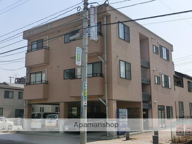 岩手県盛岡市、盛岡駅徒歩10分の築14年 3階建の賃貸マンション