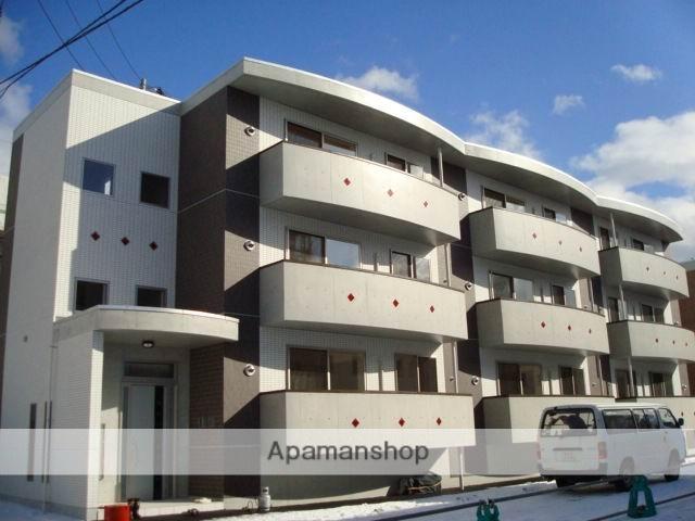 岩手県盛岡市の築9年 3階建の賃貸マンション