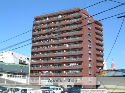 岩手県盛岡市の築36年 12階建の賃貸マンション