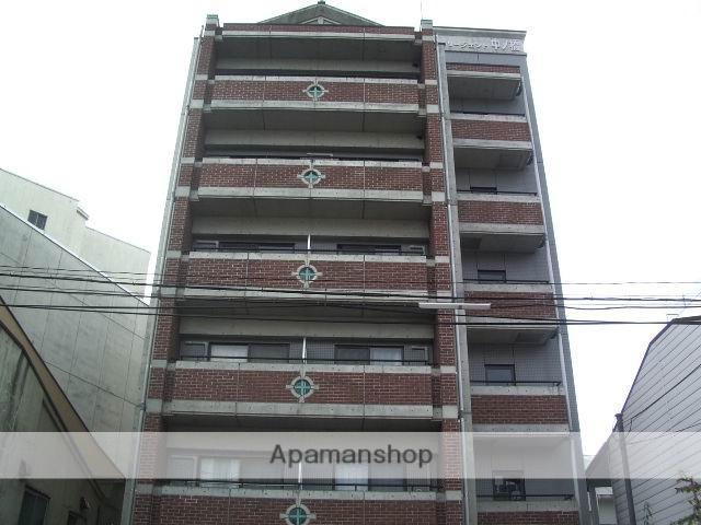 岩手県盛岡市の築17年 6階建の賃貸マンション