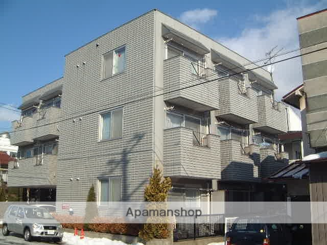 岩手県盛岡市の築19年 3階建の賃貸マンション