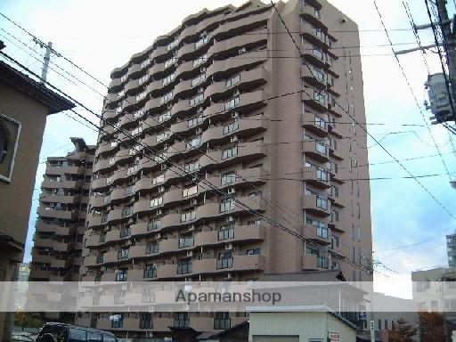 岩手県盛岡市、盛岡駅徒歩6分の築19年 15階建の賃貸マンション