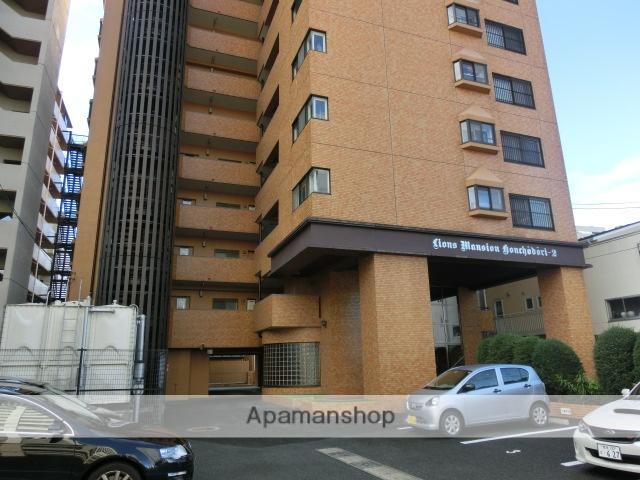 岩手県盛岡市の築26年 14階建の賃貸マンション