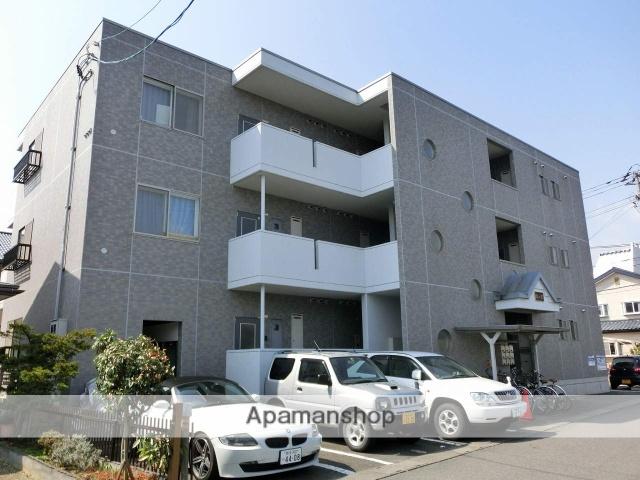 岩手県盛岡市、仙北町駅徒歩7分の築14年 3階建の賃貸マンション