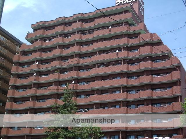岩手県盛岡市、盛岡駅徒歩9分の築31年 14階建の賃貸マンション