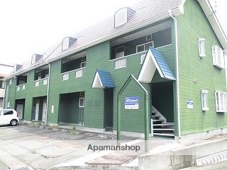 岩手県岩手郡滝沢村の築28年 2階建の賃貸アパート