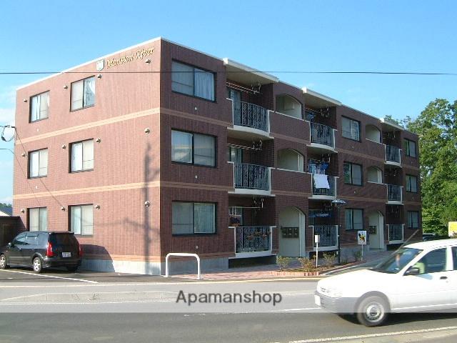 岩手県岩手郡滝沢村の築17年 3階建の賃貸マンション