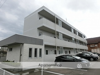 岩手県盛岡市の築8年 3階建の賃貸マンション