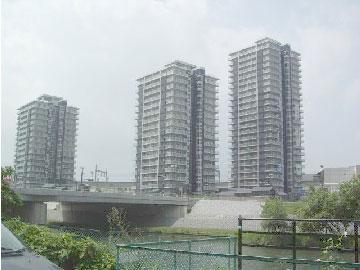 岩手県盛岡市の築11年 25階建の賃貸マンション