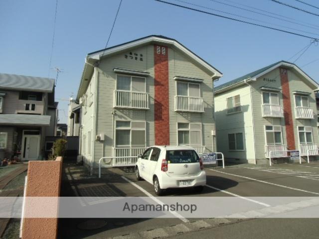 岩手県盛岡市、仙北町駅徒歩5分の築25年 2階建の賃貸アパート