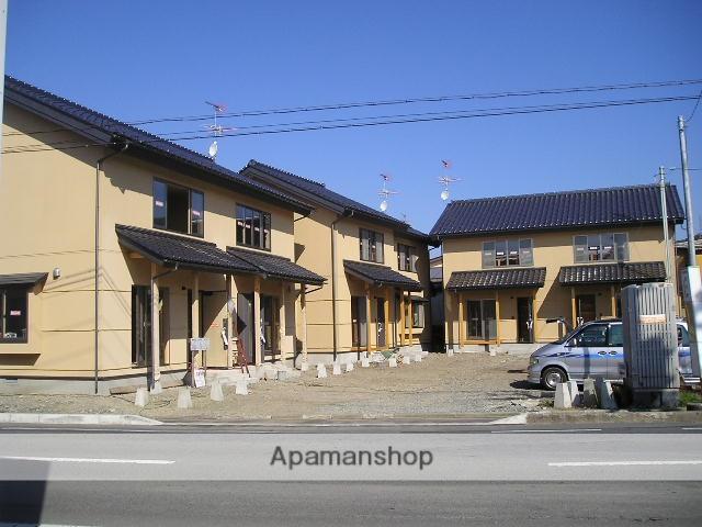 岩手県盛岡市の築12年 2階建の賃貸テラスハウス