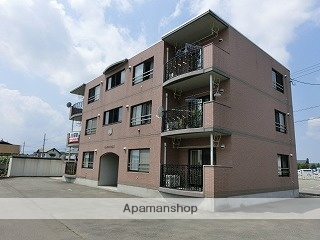 岩手県盛岡市の築23年 3階建の賃貸マンション