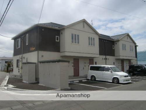 岩手県紫波郡矢巾町の築9年 2階建の賃貸アパート