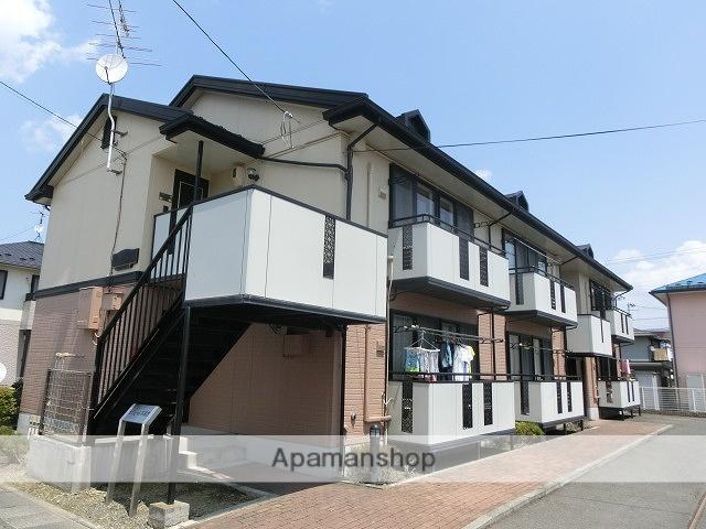 岩手県紫波郡矢巾町、矢幅駅徒歩13分の築21年 2階建の賃貸アパート