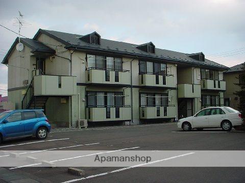 岩手県紫波郡矢巾町、矢幅駅徒歩6分の築21年 2階建の賃貸アパート