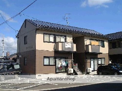 岩手県紫波郡矢巾町、矢幅駅徒歩12分の築32年 2階建の賃貸アパート