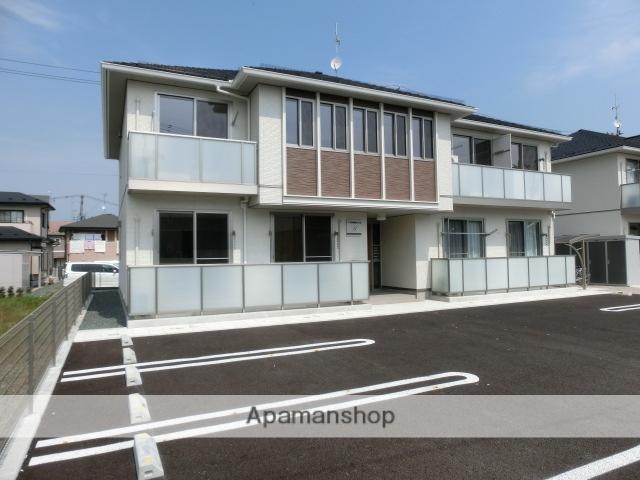岩手県紫波郡矢巾町、矢幅駅徒歩2分の築4年 2階建の賃貸アパート