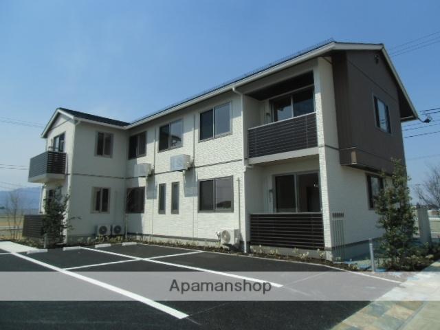 岩手県紫波郡矢巾町、矢幅駅徒歩20分の築2年 2階建の賃貸アパート