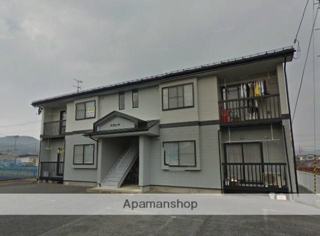 岩手県滝沢市、大釜駅徒歩10分の築19年 2階建の賃貸アパート