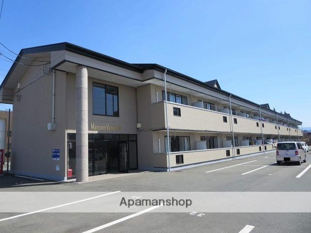 岩手県盛岡市の築21年 2階建の賃貸マンション
