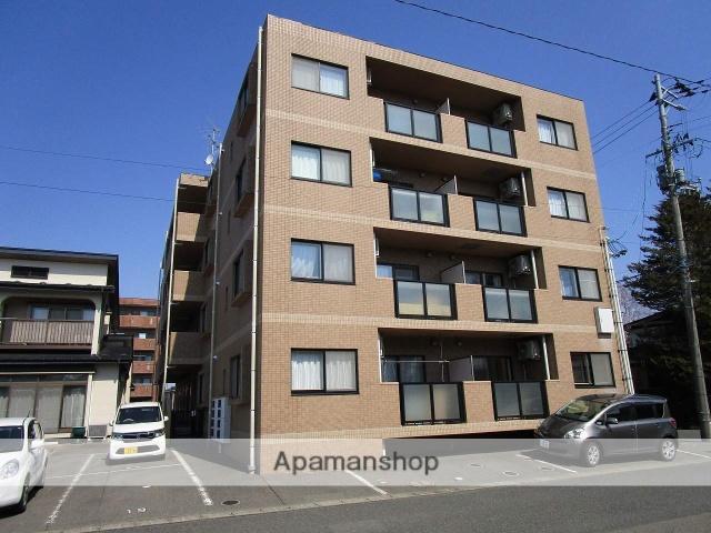 岩手県盛岡市の築14年 4階建の賃貸マンション