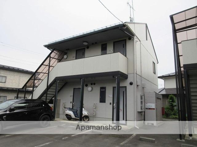 岩手県盛岡市の築17年 2階建の賃貸アパート
