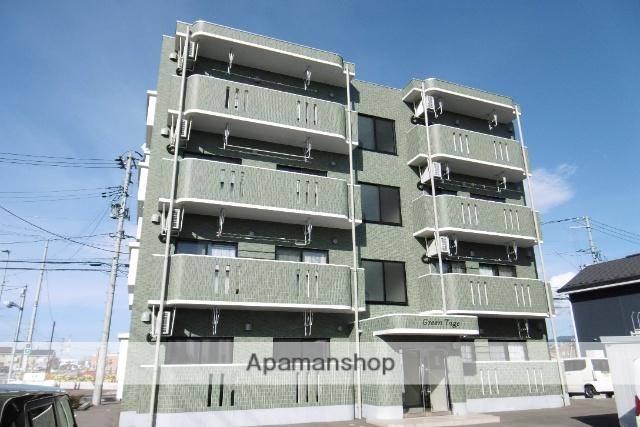 岩手県盛岡市の築2年 4階建の賃貸マンション