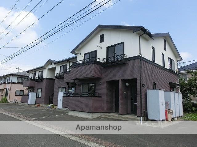 岩手県紫波郡矢巾町の築20年 2階建の賃貸アパート