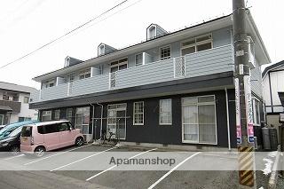 岩手県紫波郡矢巾町、矢幅駅徒歩8分の築24年 2階建の賃貸アパート