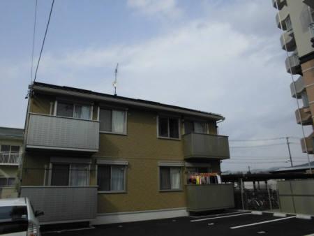 岩手県盛岡市、仙北町駅徒歩7分の築3年 2階建の賃貸アパート
