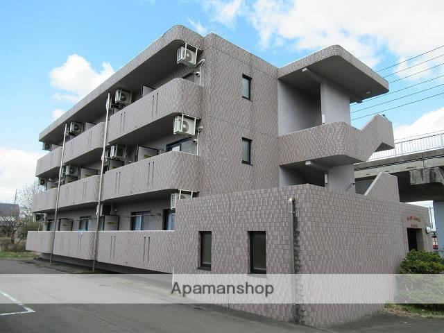 岩手県盛岡市、岩手飯岡駅徒歩5分の築14年 3階建の賃貸アパート