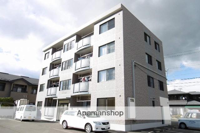 岩手県盛岡市の築12年 4階建の賃貸マンション