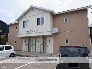 岩手県紫波郡矢巾町、矢幅駅徒歩8分の築2年 2階建の賃貸アパート