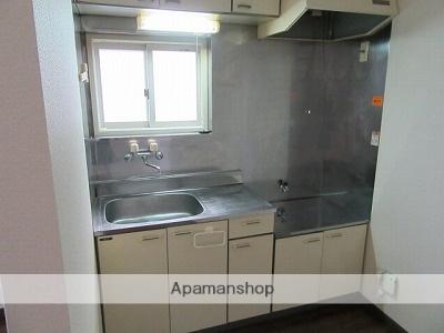 ニューゲートⅠ[1DK/27.32m2]のキッチン
