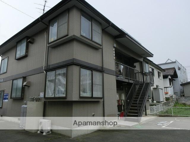 岩手県盛岡市、仙北町駅徒歩5分の築22年 2階建の賃貸アパート