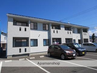 岩手県紫波郡矢巾町、矢幅駅徒歩40分の築3年 2階建の賃貸アパート
