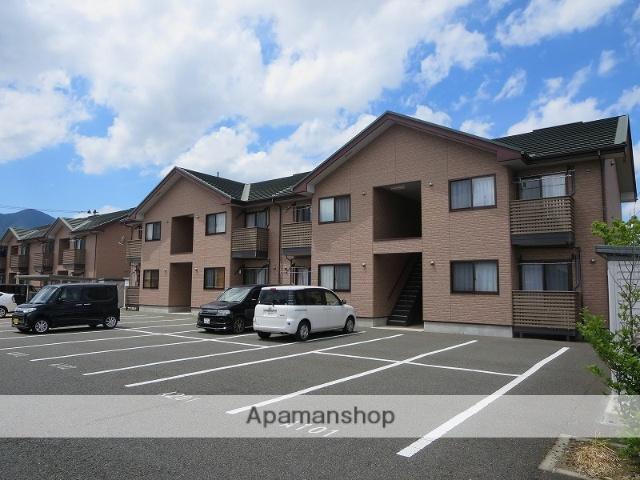 岩手県紫波郡矢巾町の築10年 2階建の賃貸アパート