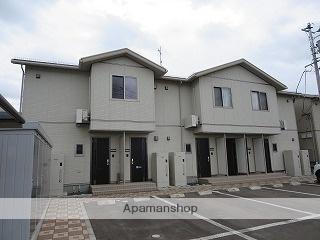 岩手県紫波郡矢巾町、矢幅駅徒歩5分の築2年 2階建の賃貸アパート