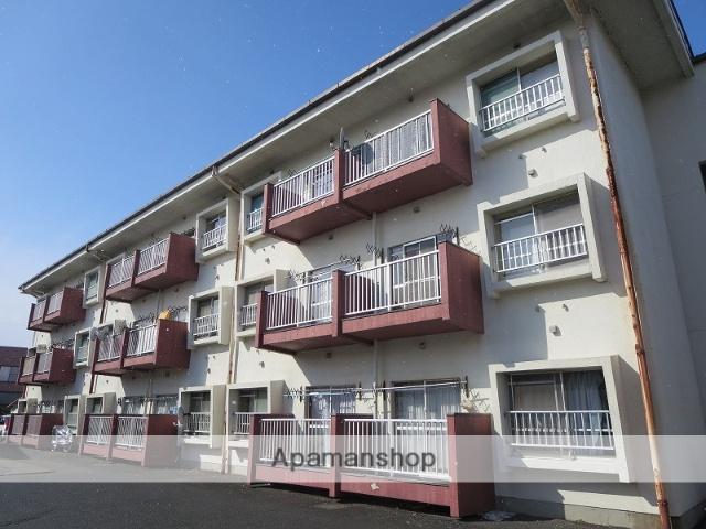 岩手県盛岡市の築42年 3階建の賃貸マンション