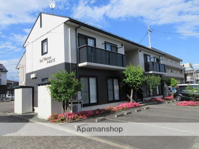 岩手県紫波郡矢巾町、矢幅駅徒歩13分の築15年 2階建の賃貸アパート