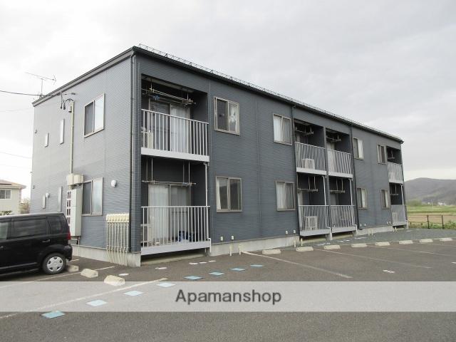 岩手県紫波郡矢巾町の築1年 2階建の賃貸アパート