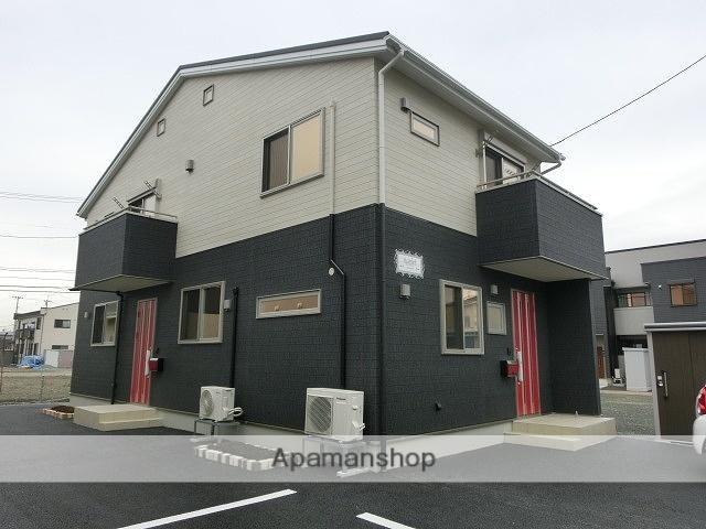 岩手県盛岡市の新築 2階建の賃貸テラスハウス