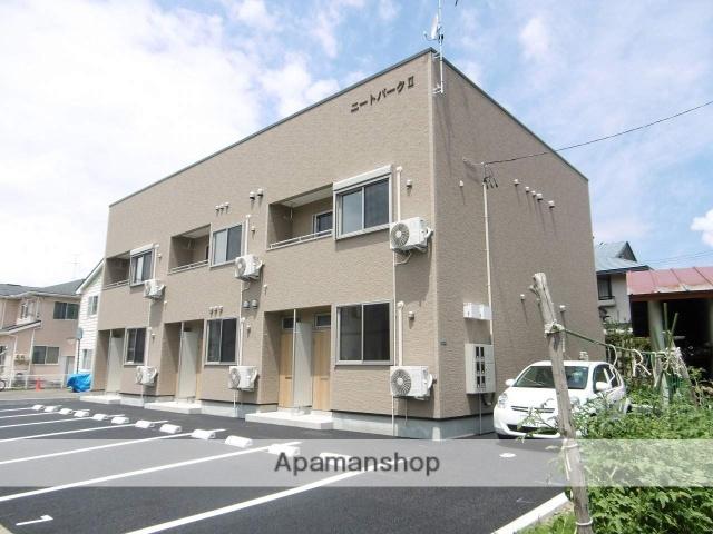 岩手県盛岡市、仙北町駅徒歩6分の新築 2階建の賃貸アパート