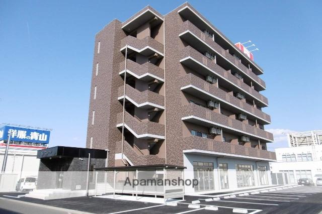 岩手県盛岡市の新築 6階建の賃貸マンション