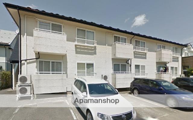 岩手県紫波郡矢巾町、矢幅駅徒歩13分の築22年 2階建の賃貸アパート