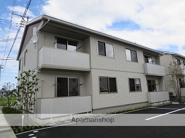 岩手県紫波郡矢巾町、矢幅駅徒歩23分の新築 2階建の賃貸アパート