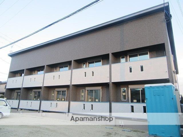 岩手県盛岡市、仙北町駅徒歩21分の新築 2階建の賃貸アパート