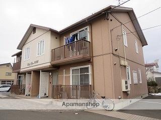 岩手県紫波郡矢巾町、矢幅駅徒歩50分の築13年 2階建の賃貸アパート